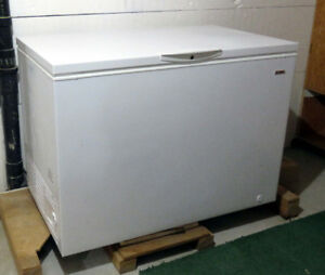 chest freezer 8 years old