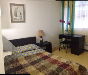 Near McGill Everything Include 2 1/2 Apartment for Rent !!!