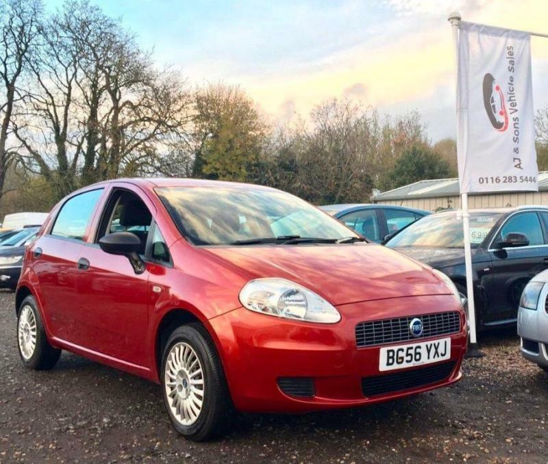 2006 fiat grande punto 1 2 active 5dr in leicester leicestershire gumtree. Black Bedroom Furniture Sets. Home Design Ideas