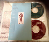 Willie Nelson the Early Years 2 cd set with booklet