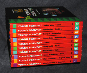 World Book The Young Scientist Encyclopedia Set Kitchener / Waterloo Kitchener Area image 2