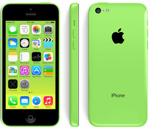 Iphone 5c green in awesome shape and well cared for