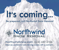 Northwind Snow Removal -  snow blowing services