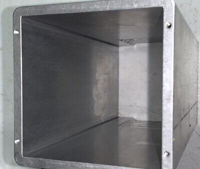 Aluminum Hollow Square Tube 4 Od X 4 Od X 8 Long 14 Wall Usa Seller