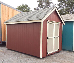 Portable Sheds, Barns, Cabins, Garages