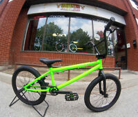 BRAND NEW Hutch BMX @ Harvester Bikes BLACK FRIDAY! FREE PEGS!