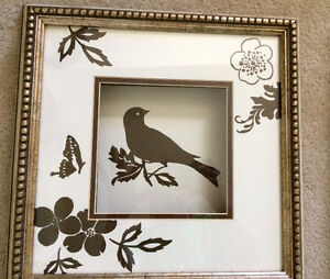 Brand new beautifully framed bird drawings Kitchener / Waterloo Kitchener Area image 3