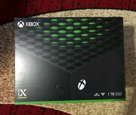 Xbox Series X - New - Sealed - Warranty