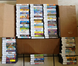 Jeux DS et 3DS a vendre/ Lot of Nintendo 3DS & DS Games for sale