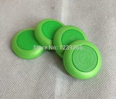 NEW 10 Ammo Disc Refill Darts Discs for Nerf Vortex Gun Praxis Proton GREEN
