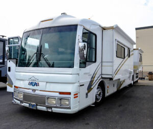 Looking for Class A Diesel motor home