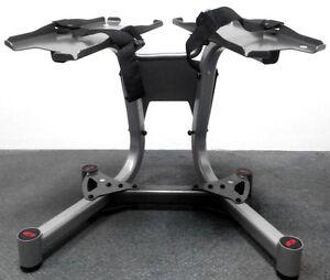 bowflex weight stand - new