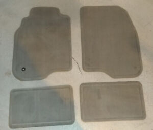 A set of genuine Chevy mats, like new