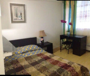 Near McGill Everything included 2 1/2 Apartment for Rent