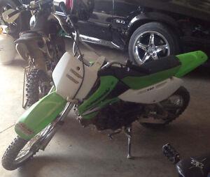 Kawasaki KLX 2007, 110cc