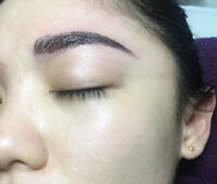 MICROBLADING EYEBROW FOR SUPER LOW PRICE AND LOOK AMAZING