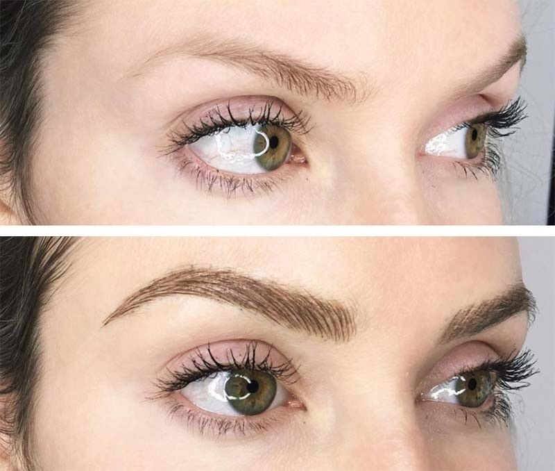 Microblading Semi Permanent Eyebrows Special Offer 100 Including
