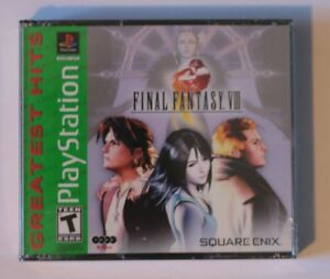Final Fantasy VIII BRAND New Factory Sealed Windsor Region Ontario image 1