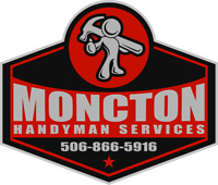 Moncton Handyman Services - give us your small jobs