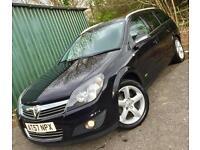 Vauxhall Astra 1.7 CDTI**SRi 130 Estate Diesel**Just 1Former Owner !**