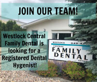 Registered Dental Hygienist (RDH) needed immediately