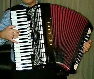 Accordion Double Tone Bellini