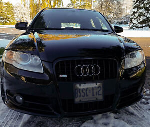 2007 Audi A4 Avant Wagon | Titanium | S-Line | Safety | E-Test
