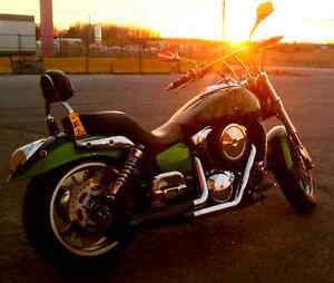 2004 Kawasaki Vulcan Meanstreak 1600