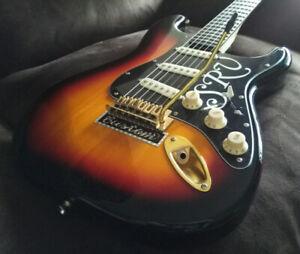 SRV Stratocaster tribute