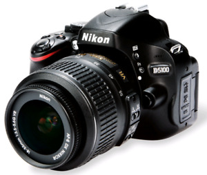 Trade my Nikon DSLR for iPhone