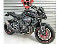 SOLD 16 YAMAHA MT10 MT-10 ABS TECH BLACK CAT N SELL US YOUR BIKE. MORE WANTED