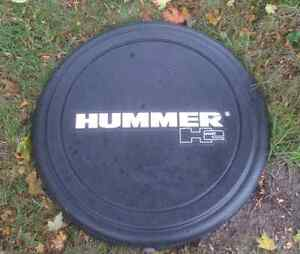 HUMMER H2 HARD SHELL TIRE COVER