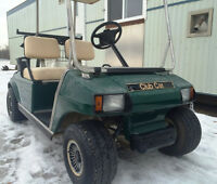~The Golf Cart Guy~ 1996 CLUB CAR ELECTRIC GOLF CART