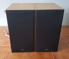 DENON bookshelf speakers