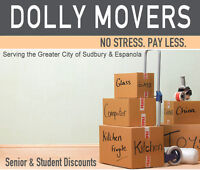 DOLLY MOVERS & JUNK REMOVAL  | NO STRESS. PAY LESS.