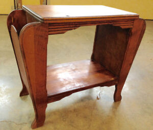 Retro Wooden Occasional Table