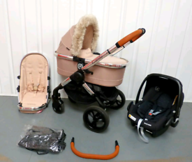 Icandy Travel System For Sale Prams Strollers Pushchairs Gumtree