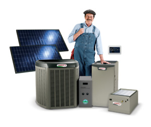 AIR CONDITIONER & FURNACE SALE !
