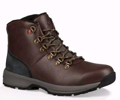 NIB MENS UGG Holmar UGGpure Lined Waterproof Rain Boot STOUT SZ 11.5 BEST