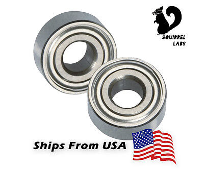 10pcs Mr105 Miniature Bearings Ball Mini Bearing 5x10x4 Mm 5104 Mr105zz