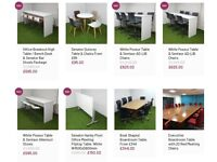 Used Office Table Deals: Boardroom Tables, Meeting & Conference Tables - UK Delivery Available