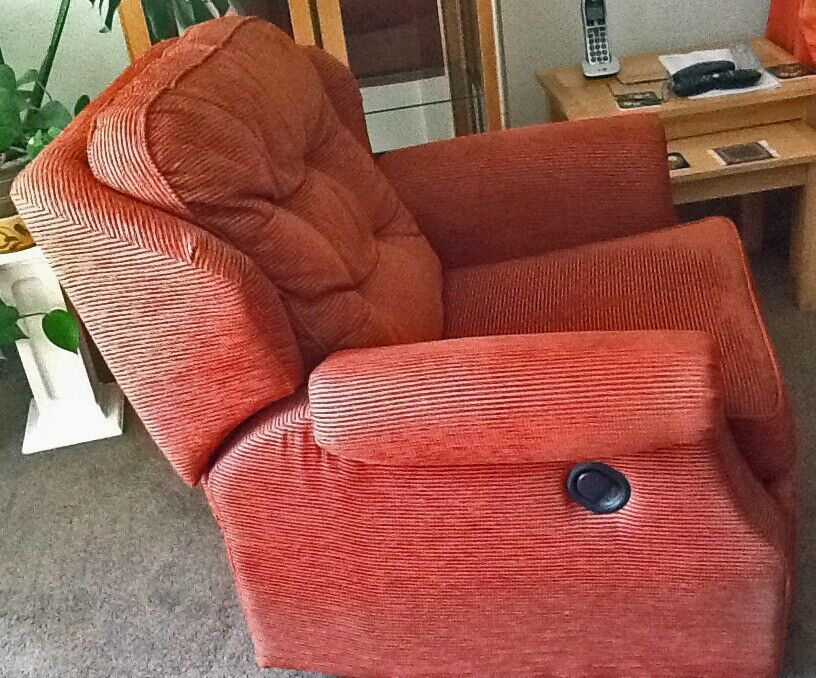 Super Recliner Chair In Saltash Cornwall Gumtree Machost Co Dining Chair Design Ideas Machostcouk