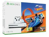 BRAND NEW Xbox One S 1TB Console - Forza Horizon 3 Hot Wheels Bundle