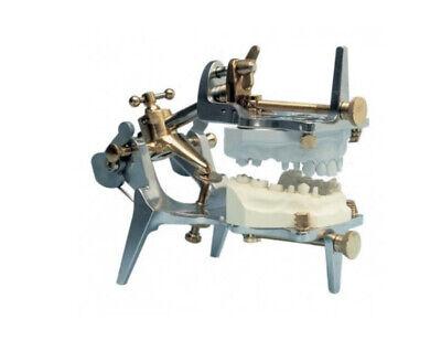 Dental Articulator Lab Adjustable Screw Plasterless Dental Articulator