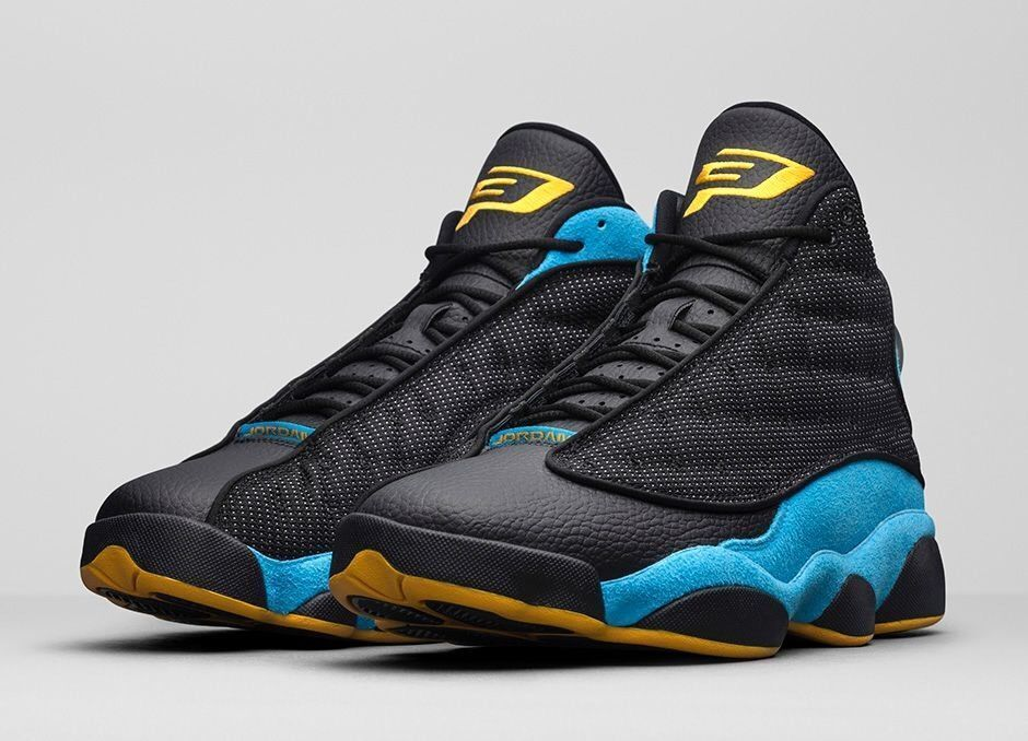 26cbeed2979568 ... 823902 UPC 886550645409 product image for Nike Air Jordan 13 Xiii Retro  Cp3 Pe Chris Paul Hornets ...