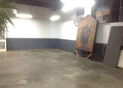 Showroom, Storage or Workshop space for rent