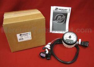Mercury SmartCraft SC1000 Tachometer Kit 7k White P/N: 8M0135634 SS 79-8M0101097