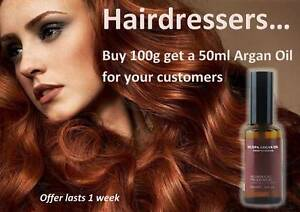 Full head hair extensions you get a FREE 50ml  Argan oil Melbourne CBD Melbourne City Preview