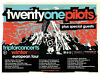Twenty One Pilots at Portsmouth Wedgewood Rooms Wednesday 26th February 2014 Portsmouth