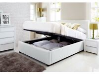 Ottoman gas lift storage bed best quality